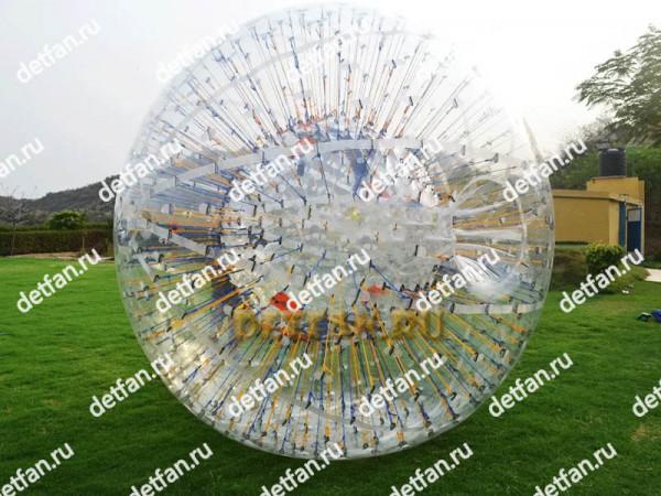 Всесезонный (зимний) зорб  D-3,2*2м
