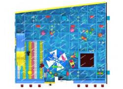 """Игровой лабиринт """"Море чудес"""" 11*12*3,2м"""