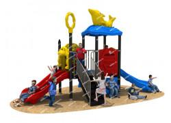 """Игровая детская площадка """"Чудо 3"""" 5,9*3,1*3,4м"""