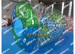 Роллер зорб синий  D-2,7*2,1м