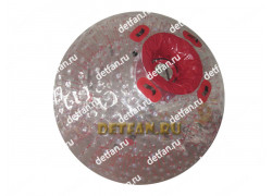 Всесезонный (зимний) зорб  D-3,0*2м